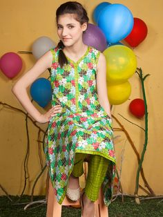#Sitara #Kids #Fashion #KidsFashion #Style #Summer Shop Now: http://www.sitarastudio.pk/kids