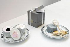 Cupcakes from the Dior Cafe | Harrods and Dior - The Luxurious Collaboration | Olivia Palermos Style Blog and Website