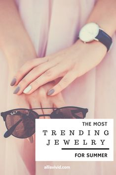 The Most Trending Summer Jewelry Summer Jewelry, Jewelry Trends, Blog, Style, Accessories, Swag, Stylus, Blogging, Outfits