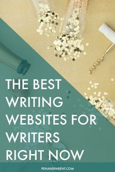 Are you looking for the best writing websites for writers right now? These online writing websites will give you great information on the craft of writing, self-publishing, freelance writing, making money with your writing and more. You have to check them #KindlePublishing