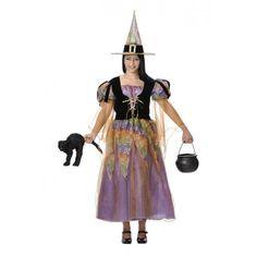 Disfraz de bruja buena