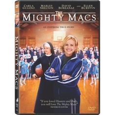 Mighty Macs DVD normally $20.99 but here for $12.59