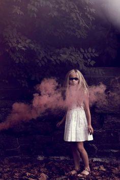 NYC Taught Me: photographer Anna Palma for Papier Mache magazine