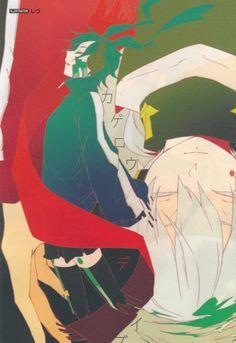 Kagerou Project - Konoha (コノハ) & Ene (エネ)