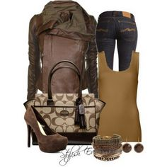 Can see myself in this combination driving my jeep! What's your style? http://thenewhappyme.myenergyprofile.com/