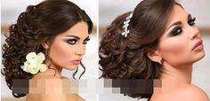 arabic hairstyles