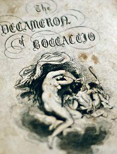 The Decameron of Boccaccio (1889)