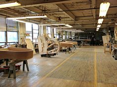 The factory of the famous Steinway & Sons piano company is located in Astoria, Queens.