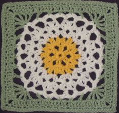 tons of great crochet squares patterns here. many free