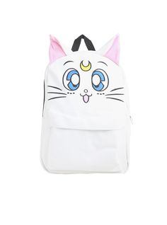 Sailor Moon Artemis Faux Leather Backpack | Hot Topic
