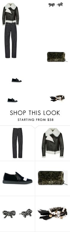 """""""Grace"""" by zoechengrace ❤ liked on Polyvore featuring Brock Collection, Burberry, Giuseppe Zanotti, Christian Louboutin, Marc Jacobs and Chloe + Isabel"""