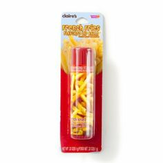French Fries Flavored Lip Balm
