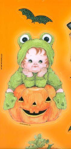 Stickers y Clings Halloween