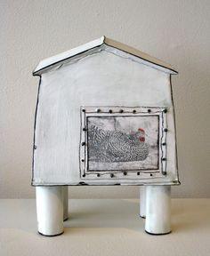 Mary Fischer - chicken house
