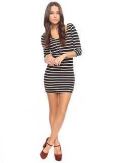 You can get this trendy but simple look at Vaughan Mills!  Check out Forever XXI or H for similar items!