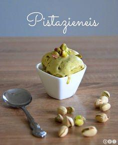 Cremiges Pistazieneis ganz ohne Eismaschine! Pistachio Ice-Cream