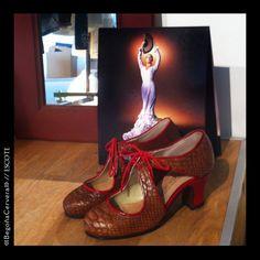 Arte flamenco, flamenco a tus pies. www.begonacervera.com