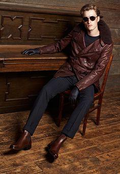 Ralph Lauren Purple Label - F/W 2013/2014