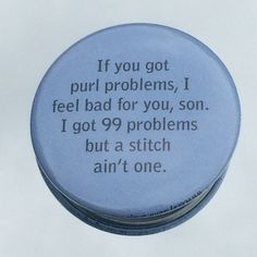 """1.50"""" Pinback button """"I got 99 problems..."""" - pinned by pin4etsy.com"""