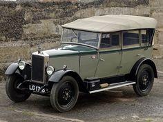1929 Armstrong Siddeley 12HP tourer