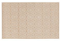 This rug adds a pop of Greek key-inspired pattern to your favorite outdoor space. Crafted of durable olefin, this rug is also a great choice for high-traffic indoor areas like the playroom and den. Kitchen Mat, Get Outside, One Kings Lane, Outdoor Rugs, Decoration, Home Goods, Neutral, Backyard, Indoor