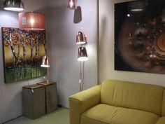 Schilderij 3d olie ijzer wanddecoratie Zeilboten . Klik 2 keer op de ...