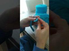 Penye Babet Patik Taban Yapımı - YouTube