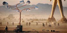 2015 Art Installations | Burning Man