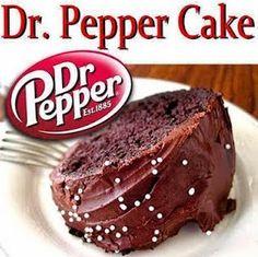 1 c. butter   1 c. Dr. Pepper   4 tbsp. cocoa   2 eggs   1 tsp. vanilla   2 c. sugar   1/2 c. buttermilk   1 tsp. soda   2 c. fl...