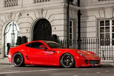 Novitec Ferrari 599 GTB Fiorano