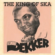 """Loved reggae as a kid. Grew up on Portobello road so had plenty of opportunity to listen to street music mainly reggae. Desmond Dekker- King of Ska. His song """"The Israelites"""" made him the first pure Jamaican to record a hit in Britain and USA. Ska Music, Reggae Music, Reggae Style, Dr. Martens, Reggae Rasta, Afro, Skinhead Reggae, Ska Punk, Jamaican Music"""