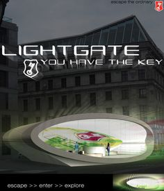 lightgate - designboom | architecture The Ordinary, Explore, Architecture, Arquitetura, Architecture Design, Exploring