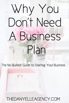 The Complete No- Bullshit Guide To Starting Your Business The Right Way | Want to earn more money by working for yourself?