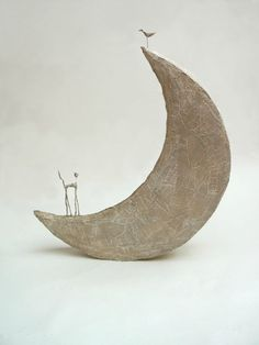 As esculturas surrealistas do artista francês Antoine Jossé