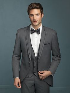 Coordinated Style for Grooms and Groomsmen by Allure Men | Dress ...