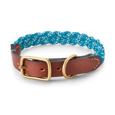 Nautical Dog Collar