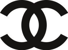 Logo Chanel, Chanel Poster, Old Apple Logo, Type Logo, Popular Logos, Channel Logo, Branding Design, Logo Design, Examples Of Logos