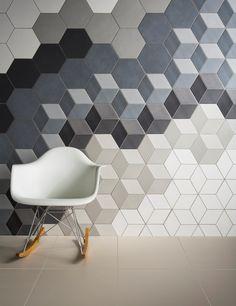 Modern design tiles
