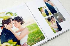 amazing wedding album