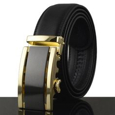 A poorly made cheap leather belt can drop a pair of pants to the ankles! In fact, mens leather belts well made out of genuine cow skin can make an inexpensive outfit look opulent.