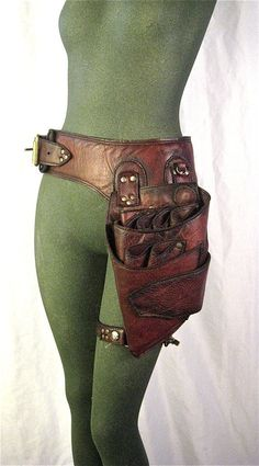 victorian doctor tools on a belt - Google Search