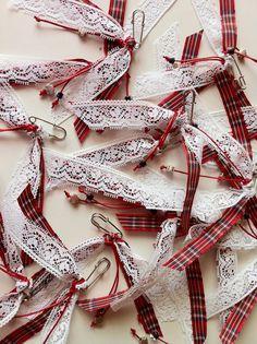 tartan & lace