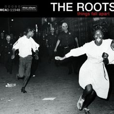 The Roots - Things Fall Apart LP