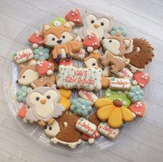 """@madrimahtani on Instagram: """"Baby shower cookies #madriscookiekitchen…"""