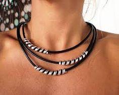 """Résultat de recherche d'images pour """"Passe -cuirs originaux en métal ronds pour collier 5 mm"""""""