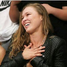 wwe Perhaps no one had a more fun time watching and the than Ronda Rousey Pics, Ronda Jean Rousey, Rhonda Rousy, Judo Training, Rowdy Ronda, Tough Woman, Wwe Women's Division, Ufc Women, Wwe Womens