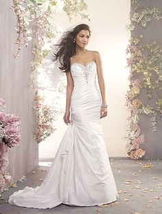 Alfred Angelo Bridal Style 2404 from Full Collection