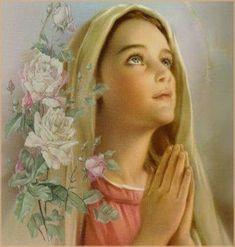 Virgem Maria.                                                                                                                                                                                 Mais