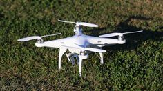 A drone flying over cyclists on May 6 during the Golden State Race Series in Rancho Cordova, Calif. hit a tree, crashed into a rider's front wheel. Black And White Lion, Golden State, Drones, Racing, Bike, Rancho Cordova, Cyclists, Robots, People