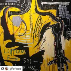 #Repost @gifantasia with #bebasquiatUna mostra da vedere #Basquiat @chiostrodelbramante_roma @basquiatart #beautiful #instapic #opening #igers #ig_captures #ig_italia #igersitalia #ig_myshot #ig_rome #Roma #love #elegance #art #artist #artislife #ig_art #exhibition #chic #hot #me #enjoy